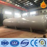De Tank/het Schip van de Ontvanger van de Samengeperste Lucht van het roestvrij staal