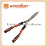 A gota forjou tesouras resistentes da conversão com as lâminas largamente abertas