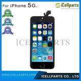 Panneau de contact d'affichage à cristaux liquides de Digitaizer pour l'iPhone 5