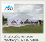 Tente de luxe de mariage de 500 personnes, tente de chapiteau, tente d'usager à vendre