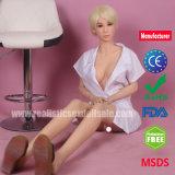 165cm Realistische Doll van het Geslacht met Skelet voor de Masturbatie van Mensen