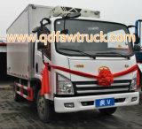 FAW 10 Ton van de Vrachtwagen van de Ijskast (CA1169PK2L2EA80)