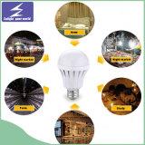 E27/B22 bulbo recargable de la emergencia LED con la aprobación del Ce