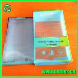 empacotamento plástico da caixa do animal de estimação do caso do iPhone 7