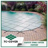 Couverture durable de piscine de maille pour le syndicat de prix ferme d'intérieur