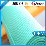 Estera de encargo de la yoga del PVC del surtidor chino