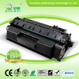 Toner de la meilleure qualité de la cartouche d'encre 505A de premiers produits consommables pour des cartouches d'imprimantes de HP