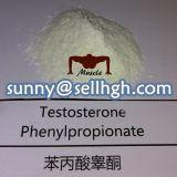 Het injecteerbare Steroid Ruwe Vloeibare Testosteron Phenylpropionate van het Hormoon voor de Massa van de Spier