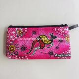 方法ネオプレン学生の鉛筆袋の札入れの携帯電話袋