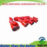 Arbre de cardan industriel de fabrication de série de SWC pour le matériel de moulin de laminage d'acier