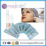 Cuerda de rosca mágica de la elevación de cara 3D de la belleza médica Pdo de púas/cuerda de rosca del diente con Ce