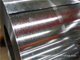 Chapa de aço Z100 galvanizada revestida zinco laminada soldado