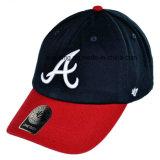 Нестандартной конструкции Атлант Braves кнопки бейсбольная кепка назад