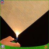 ホーム織物のカーテン巻上げ式ブラインドのためのファブリックによって編まれるポリエステル防水Frの停電のカーテンFabrc