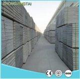 Painéis concretos da fibra de pouco peso usados para a parede exterior e interior