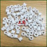 Occhielli di ceramica di colore dell'allumina rosa-rosso Al2O3 della tessile 95% 99%