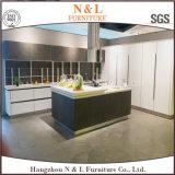 Мебель кухни новой конструкции неофициальных советников президента типа 2017 самомоднейшей деревянная