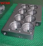 Commande numérique par ordinateur de coutume usinant de grandes parties en acier dans la haute précision