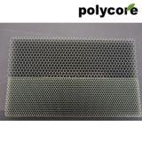 Fluxo de ar impermeável Pente de mel de PC