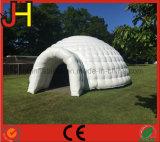 屋外のキャンプのためのカスタマイズされた膨脹可能なドームのテント