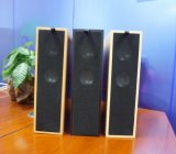 O mais quente Wood V2.1 Super Bass Bookshelf Mini Bluetooth WiFi Music Speaker