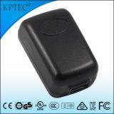 carregador do USB de 6V 1A com o certificado do CCC e do CQC