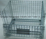 Jaula del almacén del taller/envase del acoplamiento de alambre/jaula del almacenaje