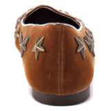 Heiße Verkaufs-Stern-obere flache Frauen-verursachende Schuhe (YF-30)