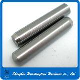 Laiton d'acier inoxydable polissant autour des chevilles cylindrique parallèles