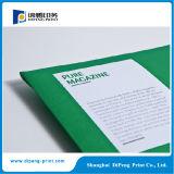 Impression spéciale de découpage de brochure de couleur de forme