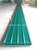 Folha de PVC plástica antiestática de 2mm para galpão, telha de telhado UPVC