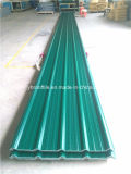 Анти- лист PVC пластмассы Static 2mm для сарая, гонта крыши UPVC