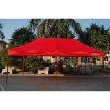 卸売のための屋外広告の正方形の鋼鉄管の折るテント