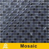 mozaïek van het Kristal van de Mengeling van de Steen van de Verkoop van 8mm het Hete voor (Zwart/Witte) Reeks van de Decoratie van de Muur de Zwarte & Witte