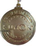 Kumon 수학과 독서 센터를 위한 기념품 포상 메달 선물