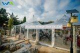 8mx8m Алюминий ПВХ Пагода Палатка для Ресторан, партии