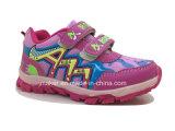 Neues Entwurfs-Kind bereift Sport-Fußbekleidung (J2306-B)
