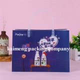 Gebildet in China Zubehör gedruckten Belüftung-Plastikgeschenk-Beuteln für Weihnachtsgeschenk-Paket (Geschenkbeutel)