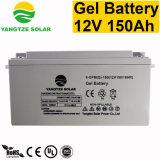 La soupape de la bonne qualité 12V 150ah a réglé la batterie rechargeable de gel pour le système solaire