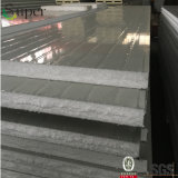 カラー壁および屋根のための鋼鉄によって絶縁されるEPSサンドイッチパネル