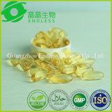 El aceite de pescado Omega 3 Cápsulas La vista de la cápsula