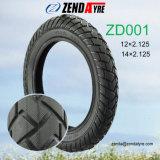 200× Aufblasbarer Gummireifen 50 mit innerem Gefäß für elektrischen Roller-Gebrauch