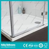 Chuveiro quadrado tela articulada com ferragem de alumínio (SE911C)