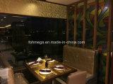 سعوديّ شبه جزيرة عربيّة [هيغ-كلسّ] مطعم أثاث لازم محدّد كرسي تثبيت وطاولة تصميم