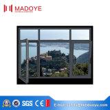 De schuine stand-Draai van het Glas van het aluminium Venster voor Bouwmateriaal dat in China wordt gemaakt