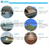 Plastik-HDPE Spirale-Wicklungs-Rohr PET Abflussrohr