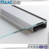 Marco de puerta de aluminio de la sección de la anchura