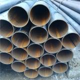 Tubo di ferro nero di ASTM A53 A106 A500 Q235 con la superficie dell'olio