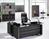 Premiers meubles de bureau en bois en verre de bureau d'Exeuctive (NS-ND002.2)