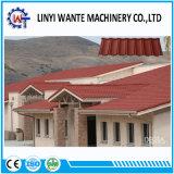 Material de construcción 50 años de la garantía del metal del material para techos de azulejos cubiertos piedra del enlace